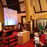 Photo taken at Trinity Lutheran Church by Jason on 4/7/2013