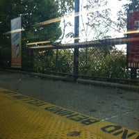 Photo taken at NJT - New Brunswick Station (NEC) by BOBBI O. on 10/20/2012