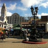 Photo taken at Mercado del Puerto by Fabiola C. on 2/16/2013