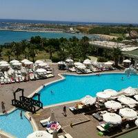 6/17/2013 tarihinde Demetziyaretçi tarafından Didim Beach Resort & Elegance'de çekilen fotoğraf