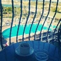 6/18/2013 tarihinde Demetziyaretçi tarafından Didim Beach Resort & Elegance'de çekilen fotoğraf