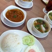 Photo taken at Lerk Thai by Richard A. on 9/20/2012