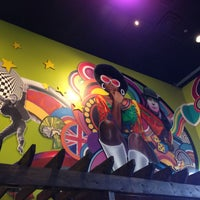 Photo taken at Mellow Mushroom by Ariana A. on 3/14/2018