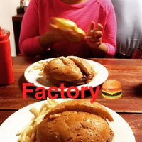 Photo taken at Burger Factory by Salvadore D. on 5/3/2017