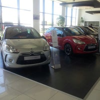 Photo taken at Citroën El charguia by Sana B. on 6/30/2014