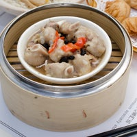 Photo taken at DimDimSum Dim Sum Specialty Store by DimDimSum Dim Sum Specialty Store (Wan Chai) 點點心點心專門店 (灣仔店) on 11/24/2012
