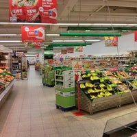 Photo taken at REWE Center by Schakaline A. on 4/4/2014