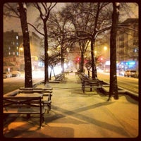 Photo taken at W 151st Street & Broadway by Rafael on 3/19/2013