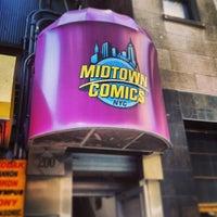 Photo taken at Midtown Comics by Rafael on 4/3/2013