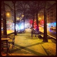 Photo taken at W 151st Street & Broadway by Rafael on 2/3/2013