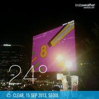 Photo taken at Seoul Square by Se-jin K. on 9/15/2013
