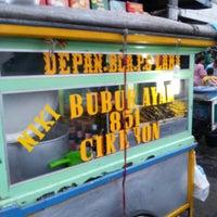 Photo taken at Bubur Ayam Pasar Lama by evan w. on 10/7/2012