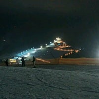 Photo taken at Траса #2 / Slope #2 by Николай Л. on 2/23/2013