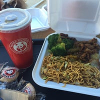 Photo taken at Panda Express by Minh on 12/23/2015