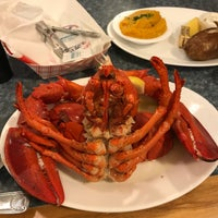 Photo taken at Captain Marden's Seafoods by Minh on 12/2/2017