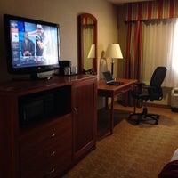 Photo taken at Holiday Inn Santa Ana-Orange Co. Arpt by Karoll M. on 10/27/2014