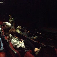 Photo taken at Cineforo Universidad by Fabiola on 11/18/2012
