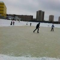 Photo taken at река Новая by Karina on 1/13/2013