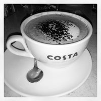 Photo taken at Costa Coffee by Alen I. on 9/15/2012