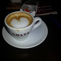 Photo taken at Costa Coffee by Alen I. on 9/19/2012