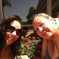 Photo taken at Pool Side At Bay Harbor by Coral O. on 4/10/2013