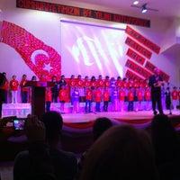 Photo taken at İstek Koleji Kantin by Eyl K. on 10/31/2012