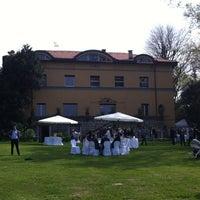 Photo taken at Villa Rocchetta by Marilena on 4/5/2014