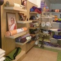 Photo taken at Studio Yoga Pattaya by Alexey V. on 4/11/2014
