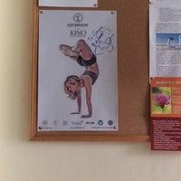 Photo taken at Studio Yoga Pattaya by Alexey V. on 6/8/2014