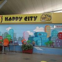 Foto tomada en Happy City Cosmocentro por Andres P. el 10/9/2012