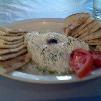 Photo taken at Mykonos Taverna by Jeff C. on 5/2/2013
