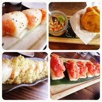 Photo taken at Pubbelly Sushi by Kaki L. on 4/24/2013