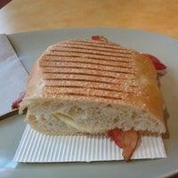 Photo taken at Panera Bread by Trevor H. on 12/17/2012