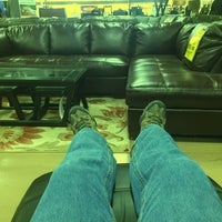 Photo taken at Weekends Only Furniture Outlet by Shawn on 2/13/2016