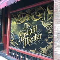 Photo taken at The Gaslight Theater by Shawn on 5/18/2017