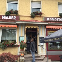 Photo taken at Café Melber by Christopher M. on 10/7/2016