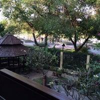 Photo taken at Suphan Lake Hometel by Anna K. on 1/17/2014
