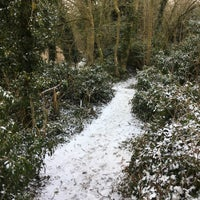 Photo taken at Bradlaugh Fields by Suzanne B. on 2/28/2018