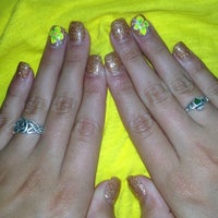 Photo taken at Jenny's Nails Spa by Rebecka A. on 7/30/2013