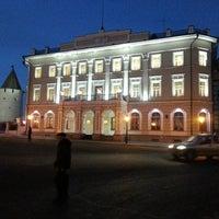 Photo taken at Казанская ратуша by Lilichka on 2/15/2013