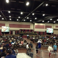 Photo taken at El Paso Convention Center by Marcos C. on 2/23/2013