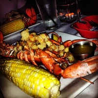 Photo taken at Seafood Grille by Scott M. on 9/19/2013