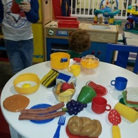 Photo taken at All For Fun Party and Play Center by Irene C. on 10/26/2012