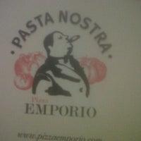 Photo taken at Pasta Nostra by Ernesto G. on 6/1/2013