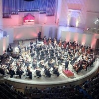 Photo taken at Tchaikovsky Concert Hall by Владимир С. on 1/19/2013