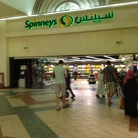 Photo taken at Spinneys by Bert H. on 10/11/2012