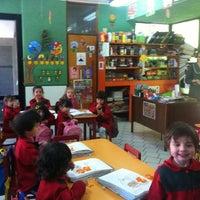 Photo taken at Jardin Infantil Nuestra Señora de Pompeya by Gloria on 11/19/2012