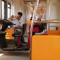 Photo taken at Adana Metrosu by Fatih B. on 7/2/2015