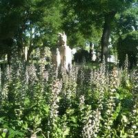 Photo taken at Jardins del Reial - Vivers by Ramon P. on 6/3/2013