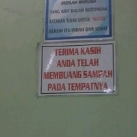 Photo taken at STIM NITRO Makassar by NuRuL W. on 9/16/2012